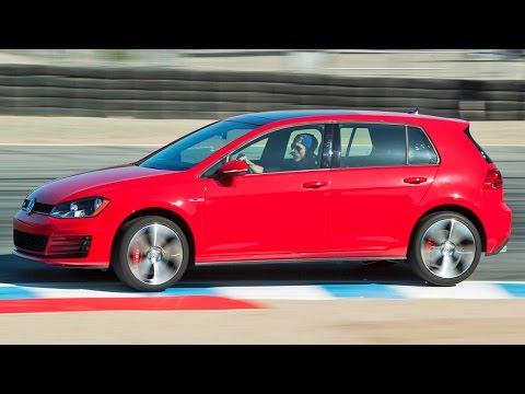 2015 Volkswagen GTI Hot Lap! - 2014 Best Driver's Car Contender