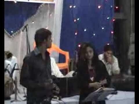 Gaurav Verma Singer Mumbai With Megha Chouhan,  Mere Dholna Classical Sargam And Aalap