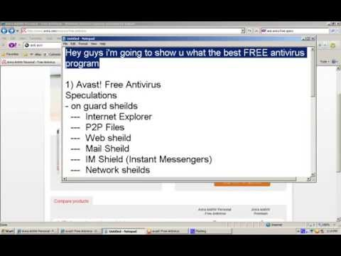 Best Free Antivirus Software & Great Firewall Protection