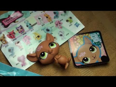 Brand New Lps Blind Bag Opening Super Cute Pet 3310