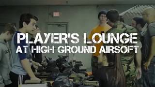 High Ground Airsoft - Player's Lounge