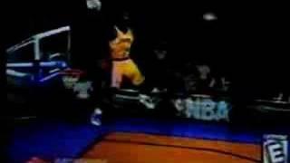 Shaq commercial - NBA Showtime NBA on NBC (1999)