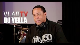 DJ Yella Speaks on World Class Wreckin' Cru Days w/ Dr. Dre