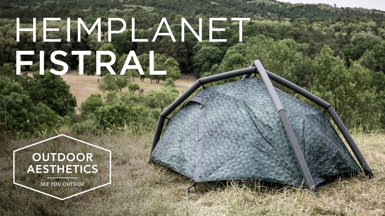 Test u0026 Review Tent FISTRAL by Heimplanet / Cairo Camo Design (english) - YouTube & Test u0026 Review: Tent FISTRAL by Heimplanet / Cairo Camo Design ...