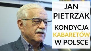 Jan Pietrzak u Gadowskiego: W Polsce dominują kabarety, które są błazenadą
