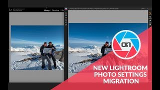 ON1 Photo RAW 2019 –New Lightroom Photo Settings Migration