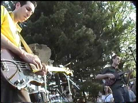 Don Caballero live on May 6, 2000