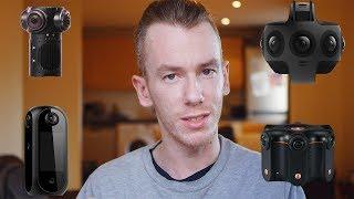 Professional 360 Cameras in 2019: Quick Guide