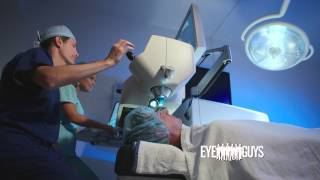 The Eye Guys - Benefits Of Laser Cataract Surgery (LCS) - Bruce A. Brown, MD