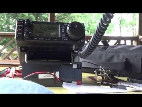 #205: Amateur Radio Field Day 2015 at Guglielmo Marconi Memorial Park
