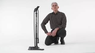 Spin Doctor Team HP Floor Pump Review By Performance Bicycle