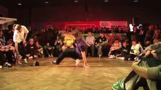 1 vs 1 - BGirl Martucha vs BBoy Freaky