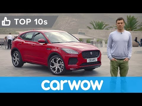 New Jaguar E-PACE SUV 2018 - is the baby F-Pace a BMW X1 beater? | Top10s