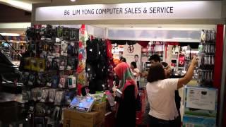 Malaysia Johor Batu Pahat BP PC Fair Exhibition Lim Yong Computer Sales Service Video 016