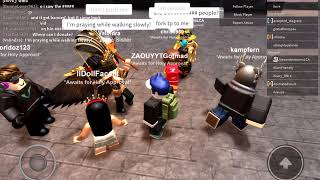 Roblox the sister's order cult experience: Gone wrong ( acting ) 18+...