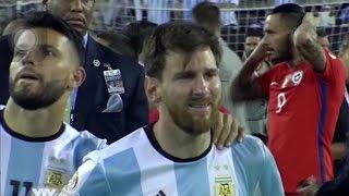 SHOOT OUT ARGENTINA VS CHILE IN COPA AMERICA 2016 (FINAL COPA AMERICA 2016)