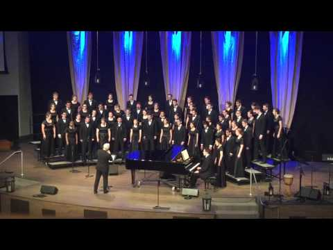 A Jubilant Song, Dello Joio, The Master's College Chorale