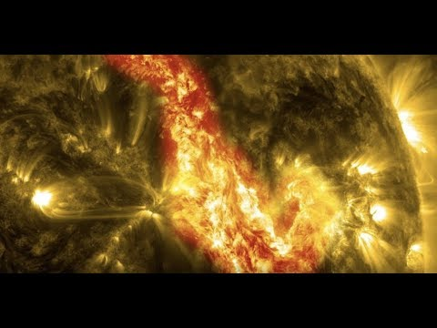 "BREAKING: ""Massive X-Class 10 Solar Flare Just Exploded On The Sun"""