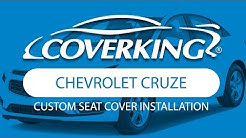 How to Install 2017-2019 Chevrolet Cruze Custom Seat Cover | COVERKING®