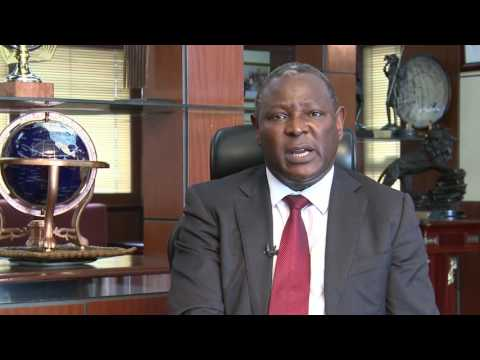 Equity Bank Group CEO Dr. James Mwangi's invitation to East African Diaspora in America