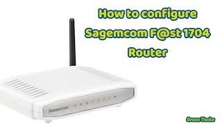 Sagemcom fast 5260