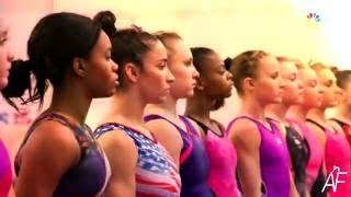Repeat youtube video USA Gymnastics. Standing with an Army.