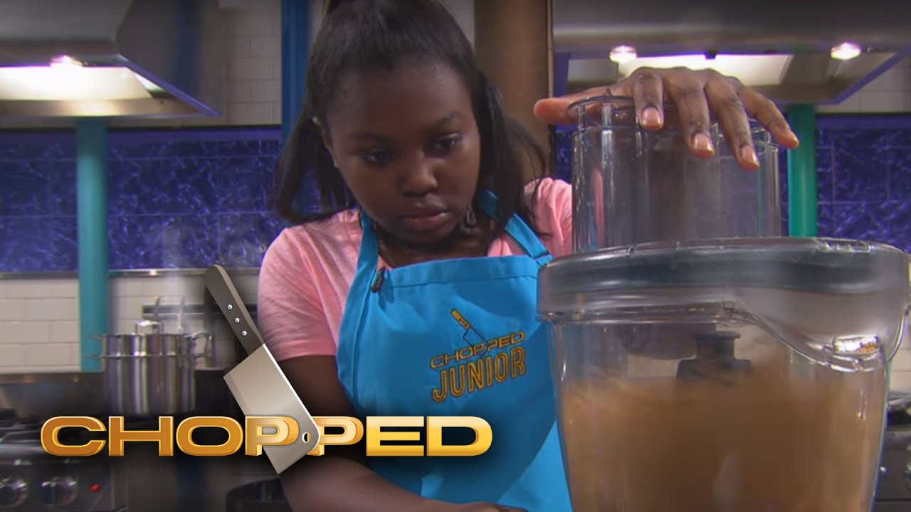 The Kids Talk Kids Menus   Chopped Junior   Food Network - YouTube