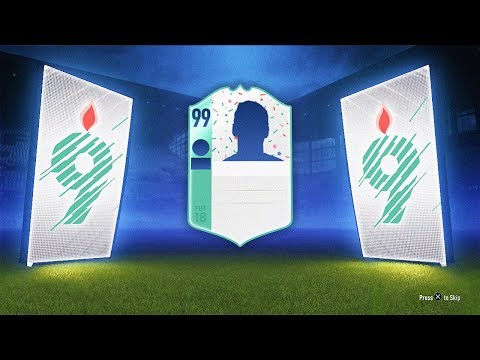FUT BIRTHDAY! NEW PLAYER SBC's, OBJECTIVES AND MORE! - FIFA 18 Ultimate Team