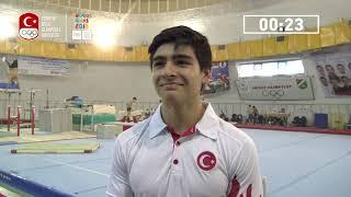 Artistik Cimnastik Sporcularımız Buenos Aires 2018 İçin Hazır