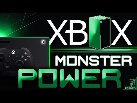 Xbox Series X Graphics BOOST REVEALED   Ultra High End Power & Capability   New Xbox Series X Specs