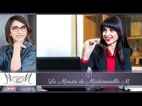 La Minute de Mademoiselle M121 - Qu'est-ce que cette fameuse première impression ?