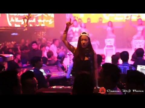 ♥ DJ Trang Moon Quẩy Lửa Tại Bar New Phương Đông Full HD ♥
