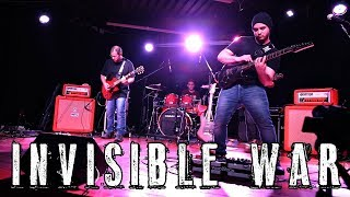 Cacá Barros | Invisible War [ LIVE ]
