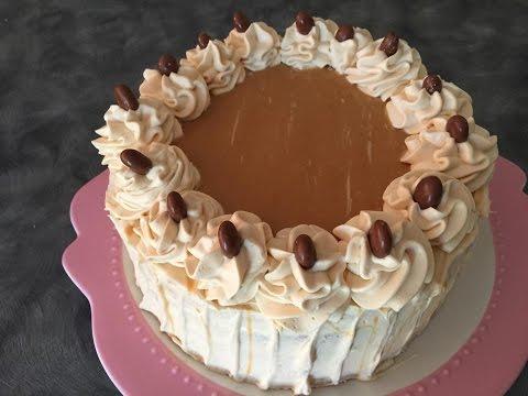 Dulce de leche cake recipe from scratch