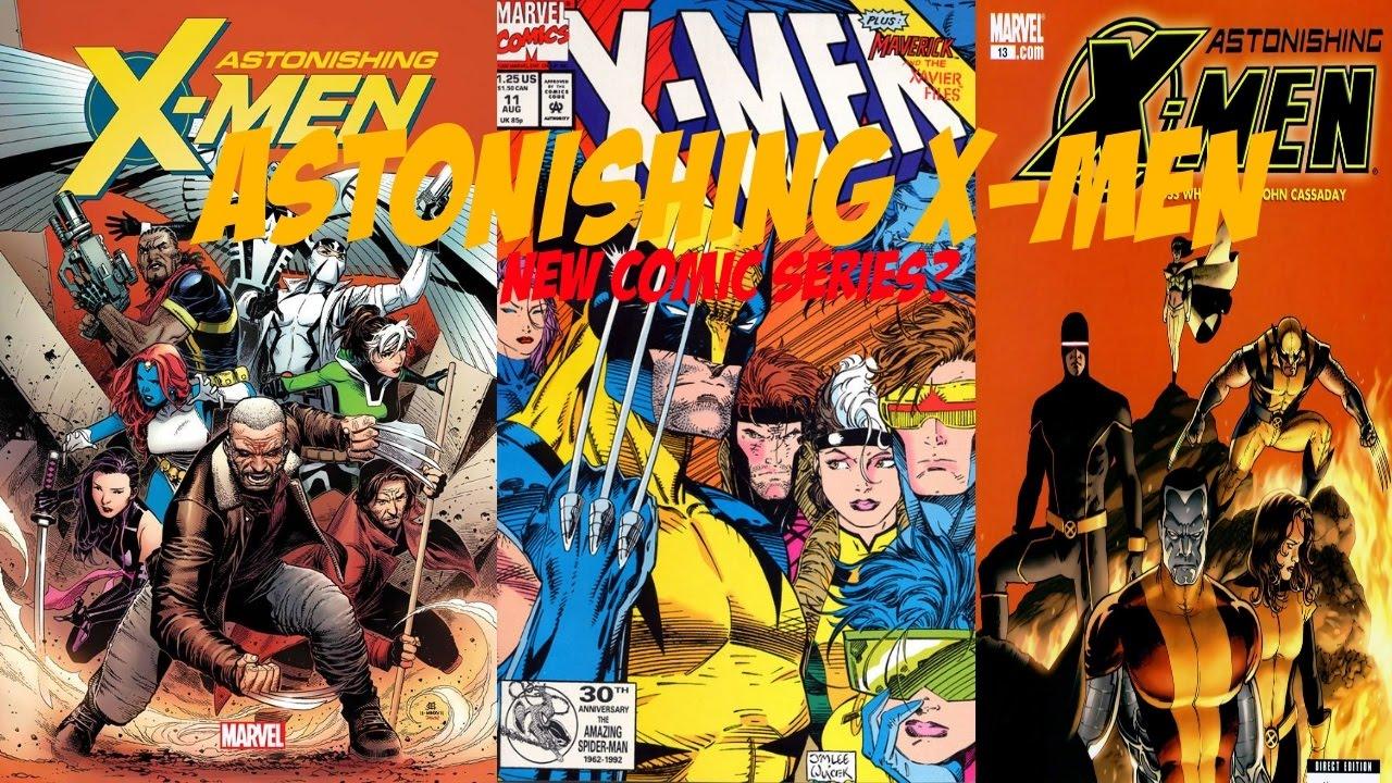 Astonishing X Men 2017