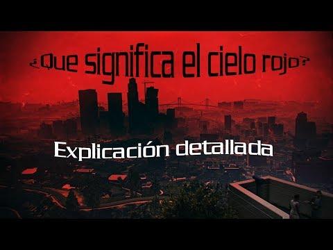 ¿Que significa en realidad el Cielo rojo? Explicación detallada | GTA San Andreas