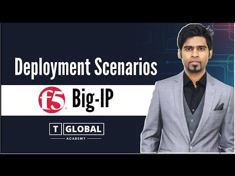 Big-IP F5- Deployment Scenarios