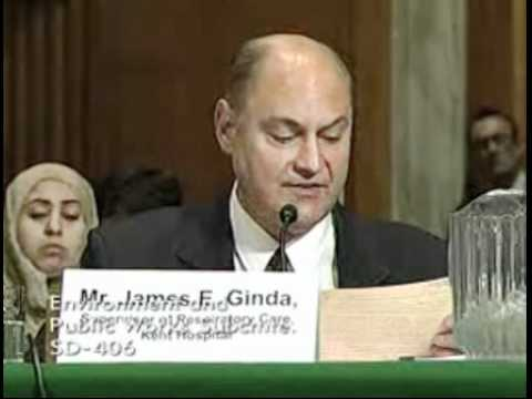 James Ginda and Patty Resnik Testify Before the US Senate