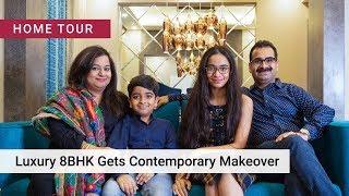Luxury Duplex in Dwarka Gets Stunning Interior Design by Livspace!