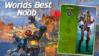 Getting Carried by the Worlds Best Level 3 Noob!