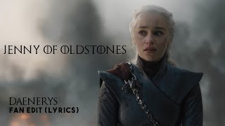 Baixar Daenerys Targaryen | Jenny of Oldstones (Lyrics)