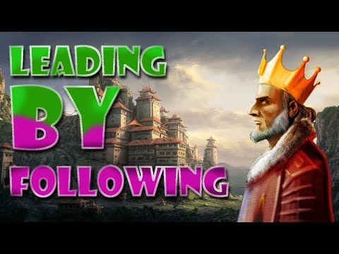 LEADING BY FOLLOWING | Throne of Lies Gameplay | Good King