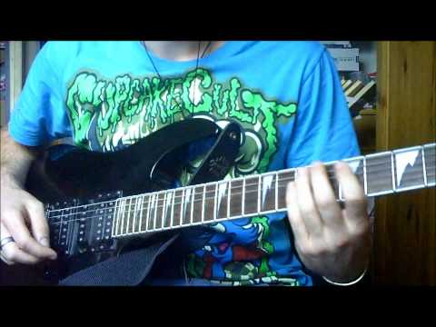 Vanna - Safe To Say (Guitar Cover)