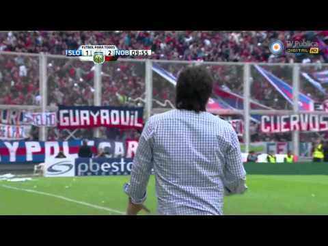 San Lorenzo vs. Newell`s Old Boys from YouTube · Duration:  3 minutes 40 seconds