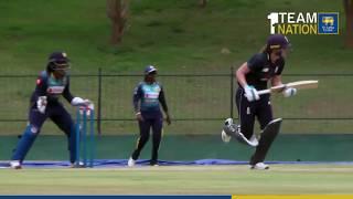 1st ODI, ICC Women's Championship at Hambantota - England vs Sri Lanka