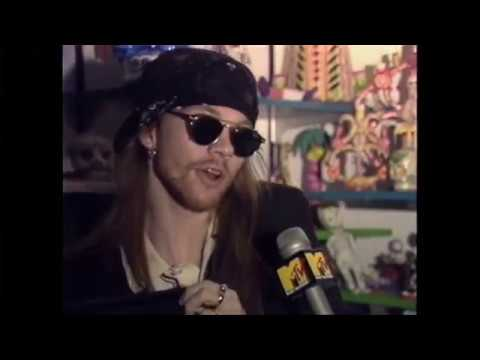 Guns N' Roses Axl Rose, Slash and Duff Addresses Appetite for Destruction Cover Critics!