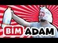 BİM ADAM ! [ Bir Komik Süper Kahraman Filmi ] - YouTube