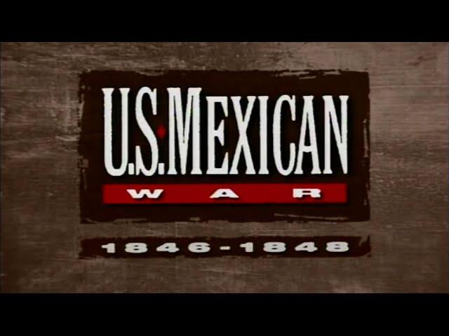 La Guerra  Estados Unidos y Mexico 1846-1848 Cap 1/2 Videos De Viajes
