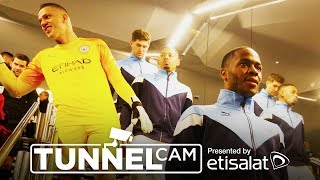 TUNNEL CAM | MAN CITY 1-2 MAN UNITED | PREMIER LEAGUE