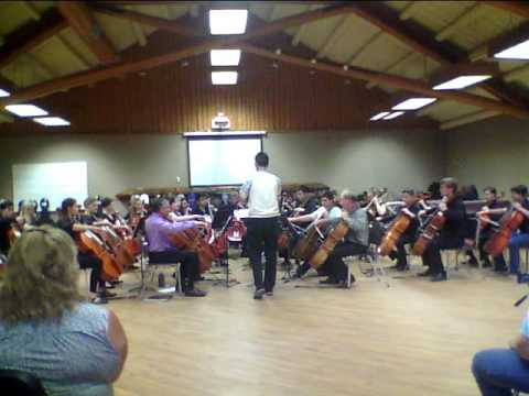 Schumann Cello Concerto, Slow Movement arr. by John Marshall
